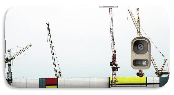 Crane Galaxy S7 Case - Under Construction by Donghee, Han
