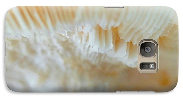 Galaxy Case featuring the photograph Under The Mushroom by Rudi Prott