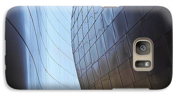 Undulating Steel Galaxy S7 Case
