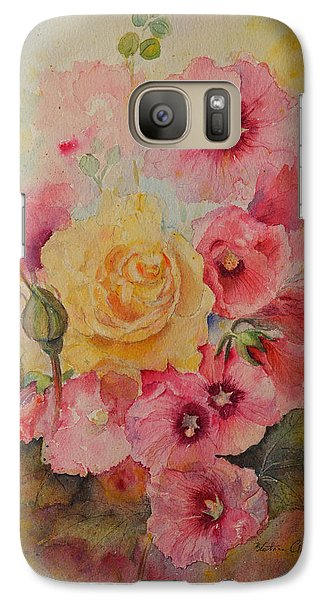 Unexpected Galaxy S7 Case by Beatrice Cloake