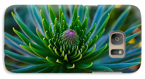 Galaxy Case featuring the photograph Unfolding by Richard Stephen