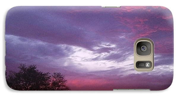 Galaxy Case featuring the photograph Unforgettable Majestic Beauty by Verana Stark
