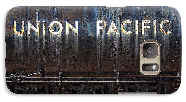 Train Galaxy S7 Case - Union Pacific - Big Boy Tender by Paul W Faust -  Impressions of Light