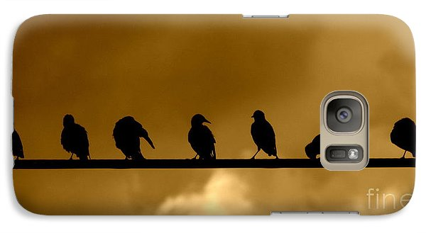 Galaxy Case featuring the photograph Unity Is Strength by France Laliberte