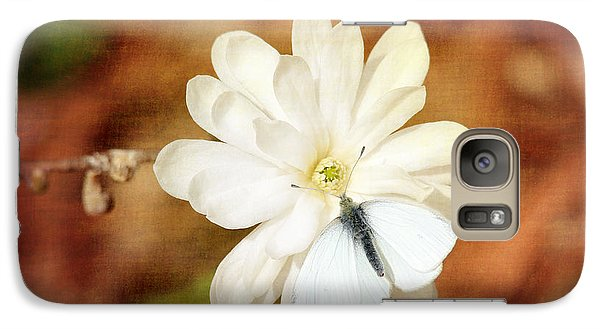 Galaxy Case featuring the photograph Unity by Trina  Ansel