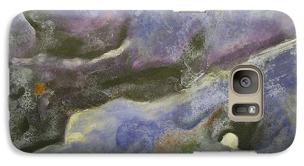 Galaxy Case featuring the painting Universe 6 by Riana Van Staden