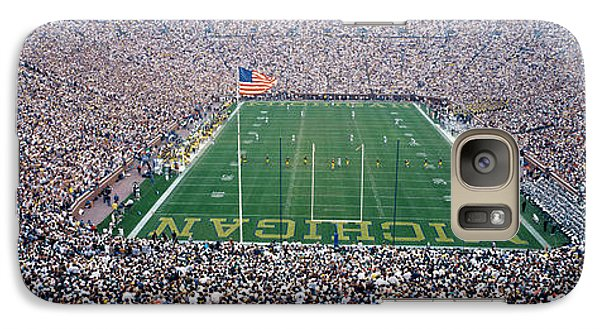 University Of Michigan Football Game Galaxy S7 Case