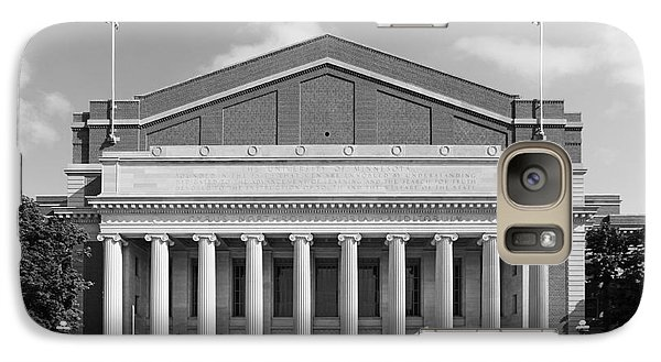 University Of Minnesota Northrop Auditorium Galaxy Case by University Icons