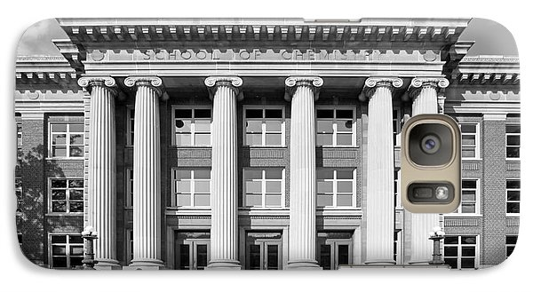 University Of Minnesota Smith Hall Galaxy Case by University Icons