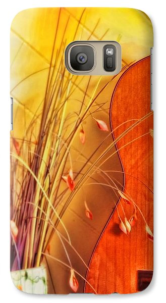 Galaxy Case featuring the photograph Unplayed Melody by Wallaroo Images