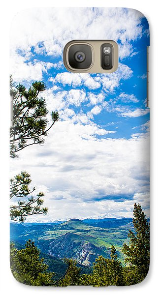 Galaxy Case featuring the photograph Unreachable by Rhys Arithson