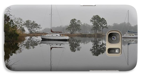 Galaxy Case featuring the photograph Unsinkable by Michele Kaiser