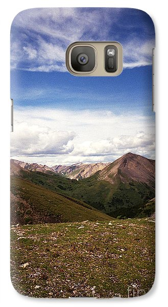 Galaxy Case featuring the photograph Untitled 3 by Devin  Cogger