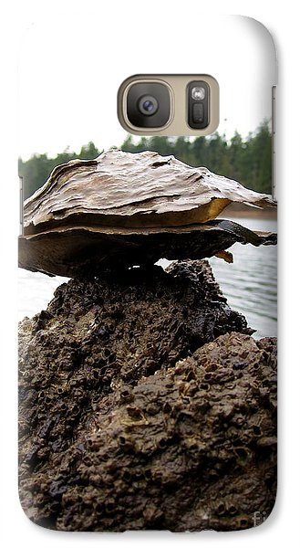 Galaxy Case featuring the photograph Untitled by Devin  Cogger