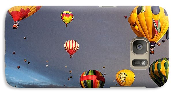 Galaxy Case featuring the photograph Up And Away by Dave Files