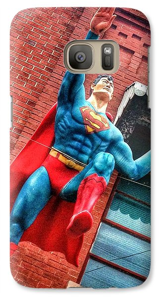 Galaxy Case featuring the photograph Up Up And Away by Jame Hayes
