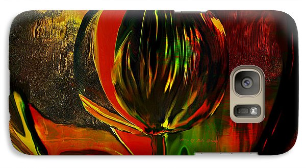 Galaxy Case featuring the digital art Up Up And Away by Sherri  Of Palm Springs
