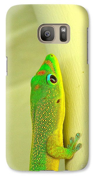 Galaxy Case featuring the photograph Upclose by Lehua Pekelo-Stearns
