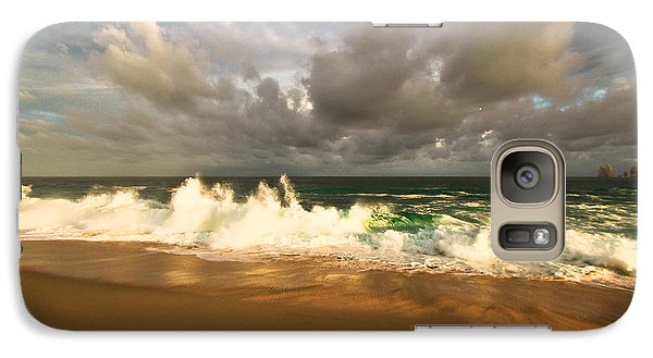 Galaxy Case featuring the photograph Upcoming Tropical Storm by Eti Reid