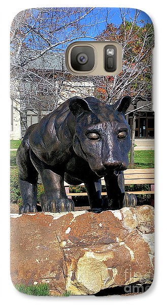 Upj Panther Galaxy S7 Case