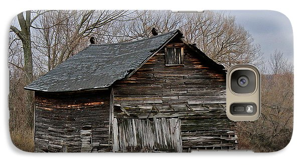 Galaxy Case featuring the photograph Upstate Fixer Upper by Alice Mainville