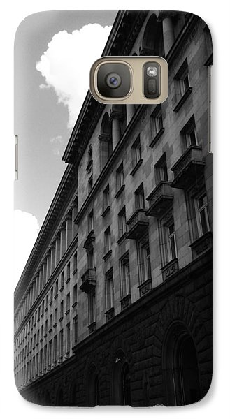 Galaxy Case featuring the photograph Urban Beauty by Lucy D