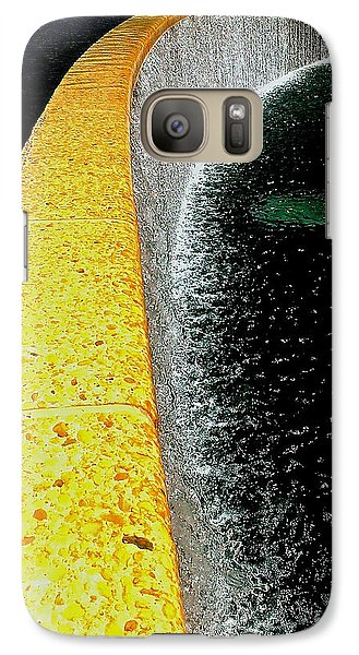 Galaxy Case featuring the photograph Urban Oasis by James Aiken
