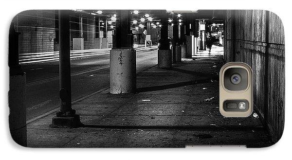 London Tube Galaxy S7 Case - Urban Underground by Scott Norris