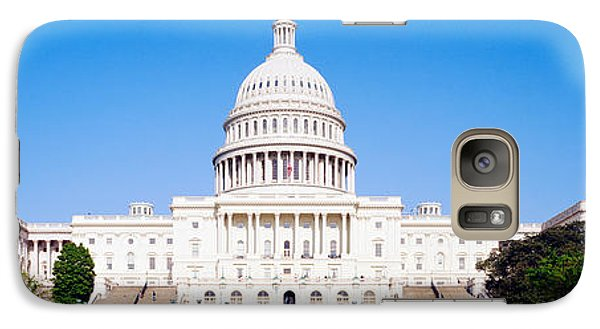 Us Capitol, Washington Dc, District Of Galaxy S7 Case