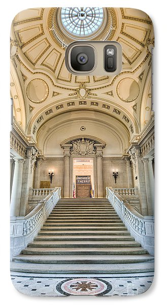 Us Naval Academy Bancroft Hall I Galaxy S7 Case