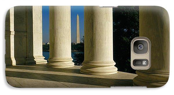 Usa, District Of Columbia, Jefferson Galaxy S7 Case