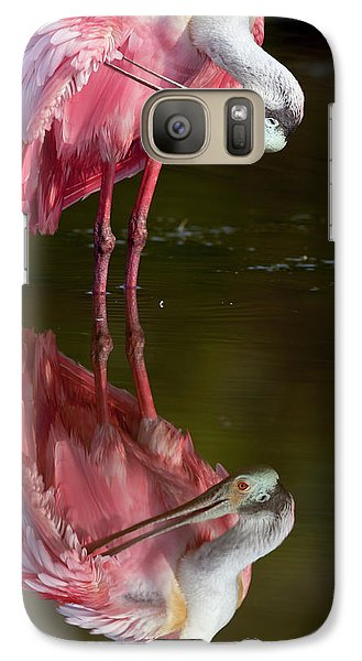 Usa, Florida, Everglades National Park Galaxy S7 Case