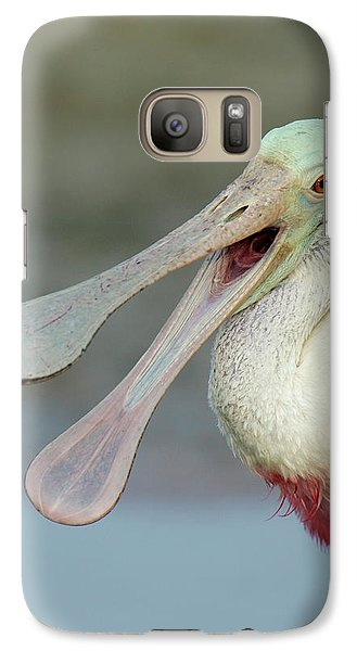 Usa, Florida, Fort De Soto Park Galaxy S7 Case