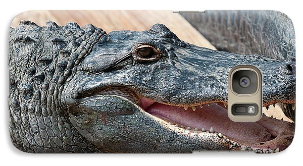 Usa, Florida Gatorland, Florida Galaxy S7 Case by Michael Defreitas