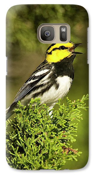 Usa, Texas, Hill Country, Mike Murphy Galaxy S7 Case