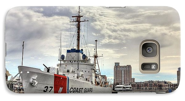 Uscg Cutter Taney Galaxy S7 Case