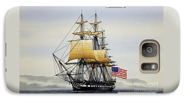 Uss Constitution Galaxy S7 Case