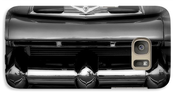 Galaxy Case featuring the photograph V8 Power by Steven Sparks