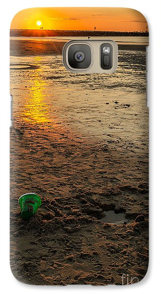 Galaxy Case featuring the photograph Vacation by Mike Ste Marie