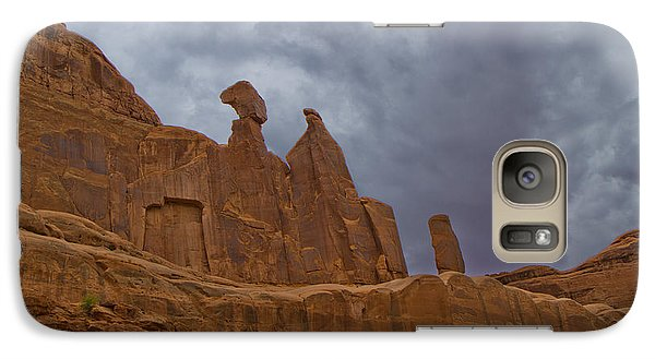 Galaxy Case featuring the photograph Valley Of The Giants 60 by Tom Kelly
