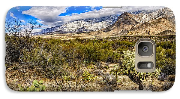 Galaxy S7 Case featuring the photograph Valley View 27 by Mark Myhaver