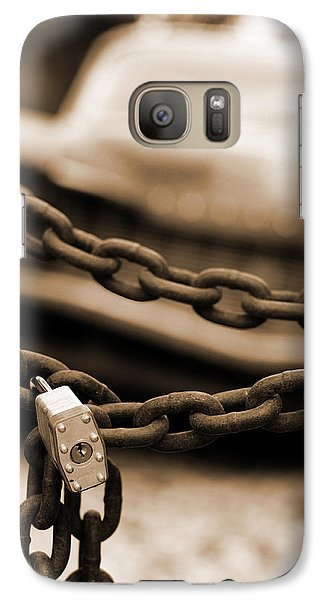 Galaxy Case featuring the photograph Valuable Junk by Brian Duram