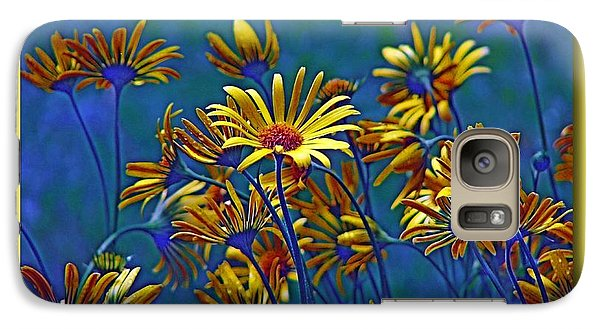 Galaxy Case featuring the photograph Variations On A Theme Of Florid Dreams by Chris Anderson