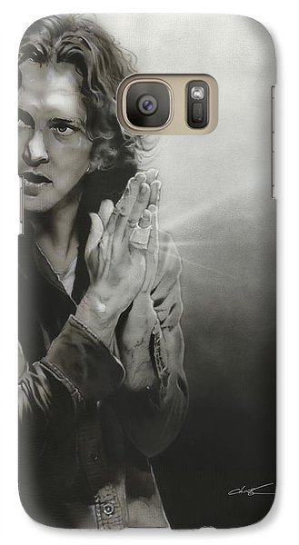 Vedder Iv Galaxy S7 Case