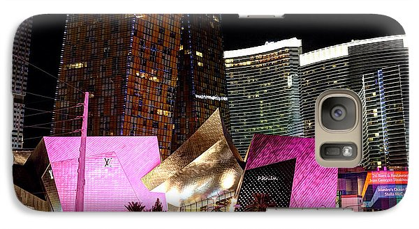 Galaxy Case featuring the photograph Vegas by Kevin Ashley