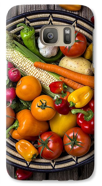 Vegetable Basket    Galaxy S7 Case