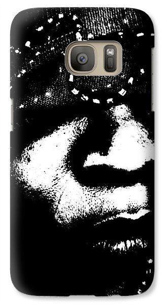 Galaxy Case featuring the photograph Veiled 71 by Cleaster Cotton