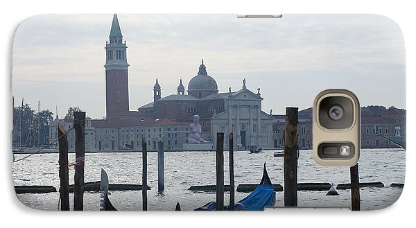 Galaxy Case featuring the photograph Venice Grand Canal by Kristine Bogdanovich
