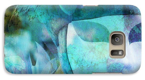 Galaxy Case featuring the photograph Venitian Carnival - Mask by Barbara Orenya