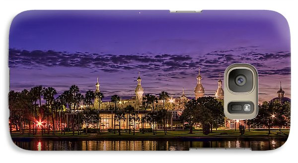 Venus Over The Minarets Galaxy S7 Case by Marvin Spates